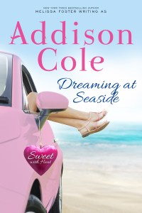 Sweet with Heat Series by Addison Cole…Spotlight with Excerpt