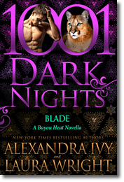 Blade by Alexandra Ivy & Laura Wright…Release Day Event