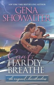 Can't Hardly Breathe by Gena Showalter…Release Day Event