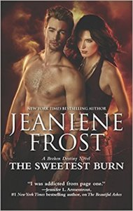 The Sweetest Burn by Jeaniene Frost….Review Blog Tour Stop
