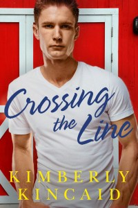 Crossing the Line by Kimberly Kincaid…Release Week Celebration