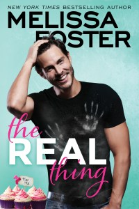 The Real Thing by Melissa Foster….Blog Tour with Review