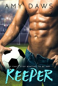 Keeper by Amy Daws….Review Tour