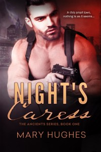 Night's Caress by Mary Hughes…Release Tour