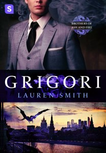 Grigori by Lauren Smith…Release Day Blitz