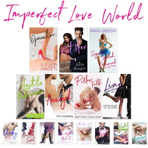 Release Day Blitz…Imperfect Love World