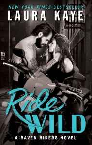 Ride Wild by Laura Kaye….Release Day Event