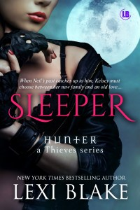 Release Day Blitz….Sleeper by Lexi Blake