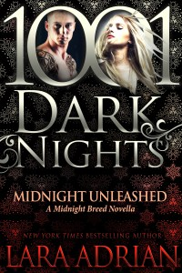 Midnight Unleashed by Lara Adrian….Excerpt Blog Tour Stop
