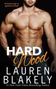 Hard Wood by Lauren Blakely…Release Day Event