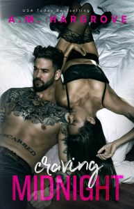 Release Day Blitz….Craving Midnight by A.M. Hargrove
