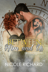 Between Him and Us by Nicole Richard…Release Blitz