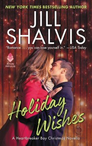 Holiday Wishes by Jill Shalvis….Book Spotlight and Excerpt