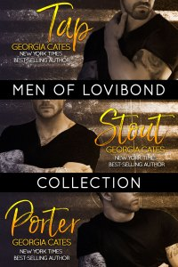 Release Day Blitz…Men of Lovibond by Georgia Cates