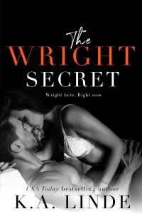 Cover Reveal…The Wright Secret by K.A. Linde