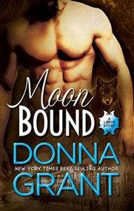Moon Bound by Donna Grant…Blog Tour Stop
