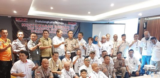 Indonesian Off-road Federation Gorontalo