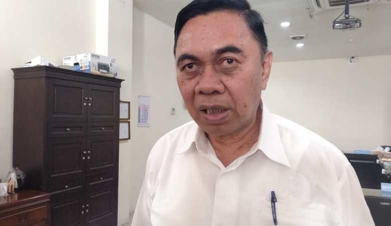 Ketua Komisi I DPRD Provinsi Gorontalo, AW Thalib.