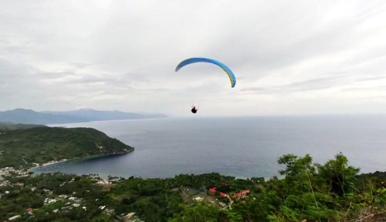 Paralayang Gorontalo