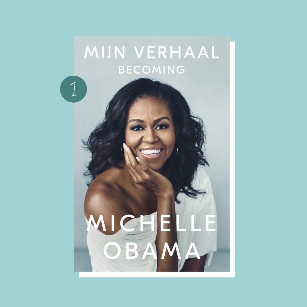 Boekenweek 2019: Michelle Obama - Mijn verhaal