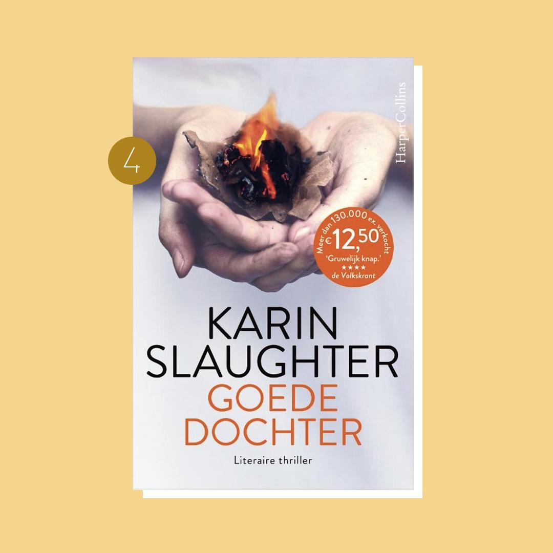 Boekenweek 2019: Karin Slaughter - Goede dochter