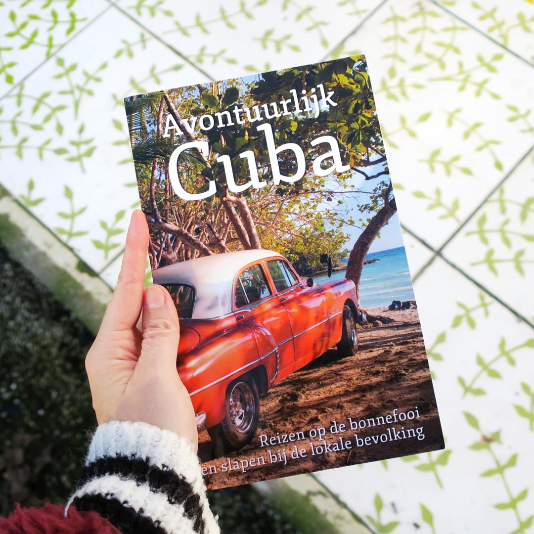Boekrecensie: Digna Mielard - Avontuurlijk Cuba