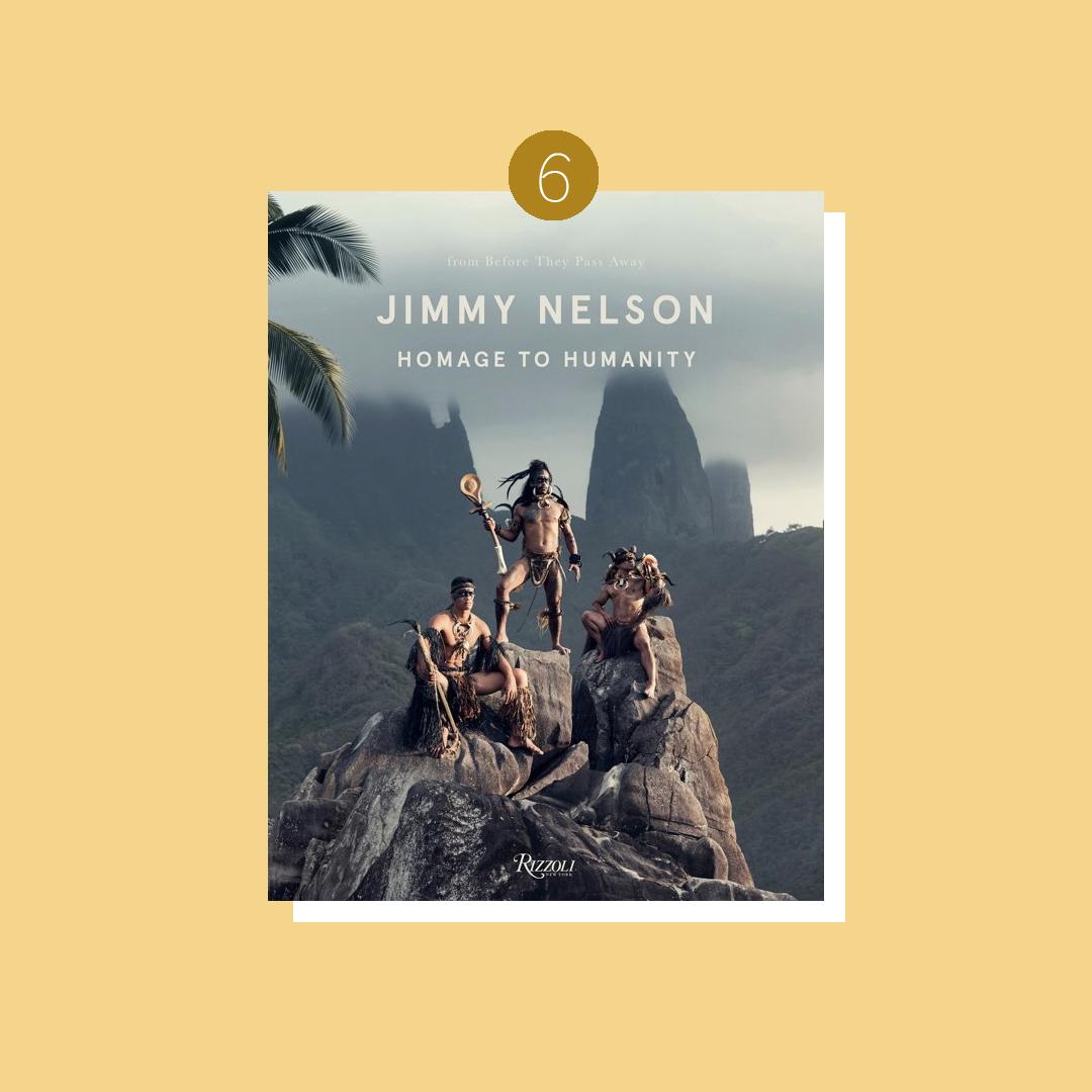 9x boeken om in vakantiestemming te komen: Jimmy Nelson – Homage to Humanity