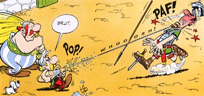 Image result for asterix and the banquet brute