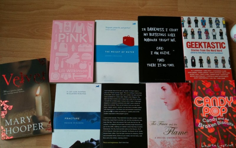 """In My Mailbox (#26) – The """"I Went To London; squeeeee"""" edition"""