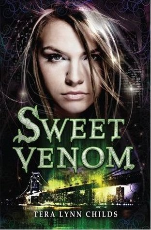 Sweet Venom Guest Post: Tera Lynn Child's Character Inspiration