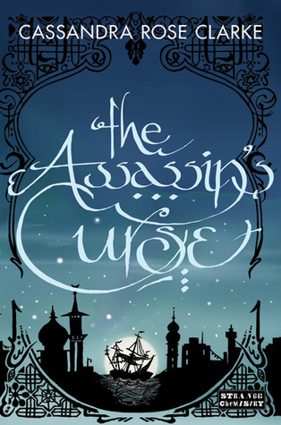 Blog Tour: The Assassin's Curse and Competition!