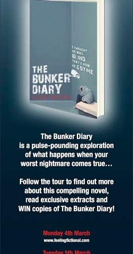 The Bunker Diary by Kevin Brooks Blog Tour: About the Book