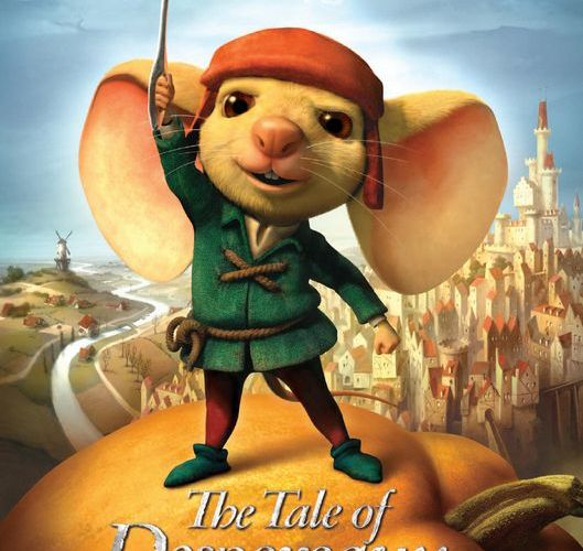 The Tale of Despereaux Film Review
