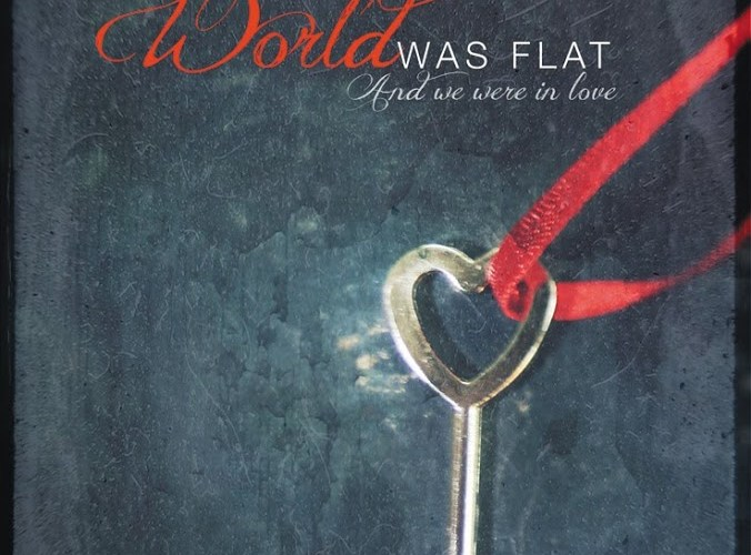 When The World was Flat (and we were in love) Blog Tour: Q&A with Ingrid Jonach (& Giveaway!)