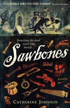 Sawbones – Catherine Johnson