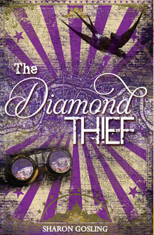 The Diamond Thief – Sharon Gosling