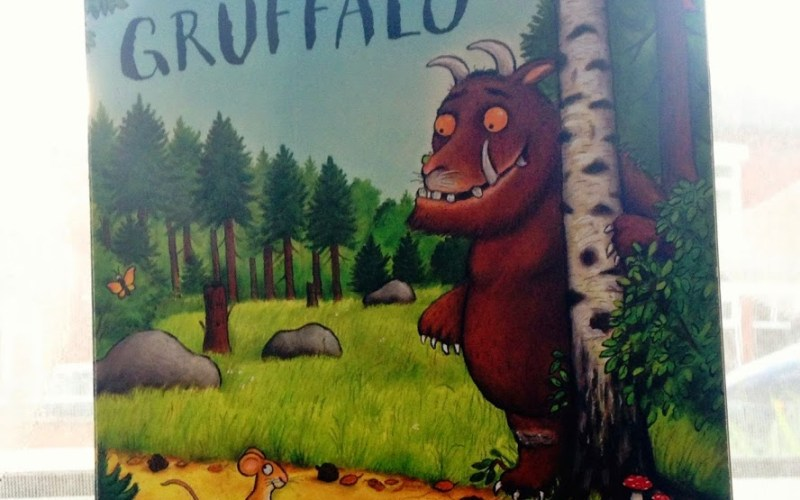 The Gruffalo & The Gruffalo's Child – Julia Donaldson and Axel Scheffler