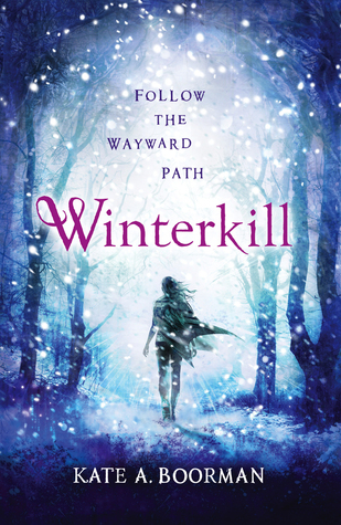 Winterkill – Kate A Boorman