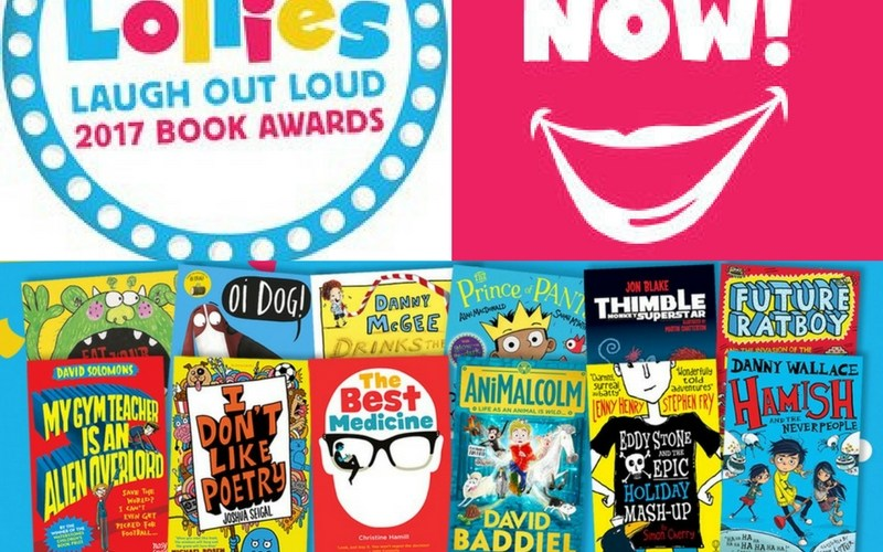 Scholastic announce Lollies 2017 shortlist