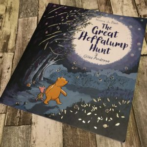 The Great Heffalump Hunt - a Winnie the Pooh story by Giles Andreae