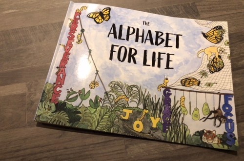 The Alphabet for Life - Fran Norris