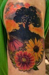 Patty's Ferdinand tatoo
