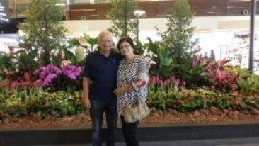 Sonali's parents