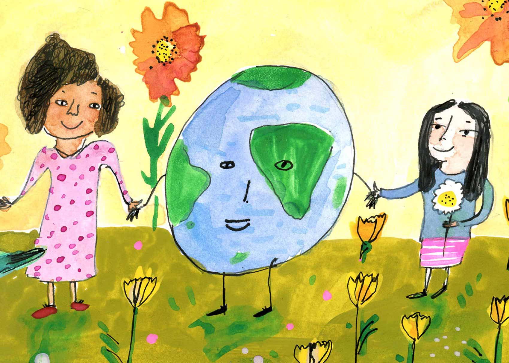 Books For A Better Planet 9 Earth Friendly Reads For Kids