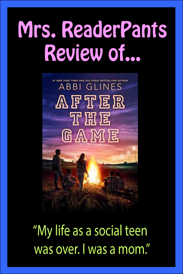 The third installment in Abbi Glines' Field Party series.