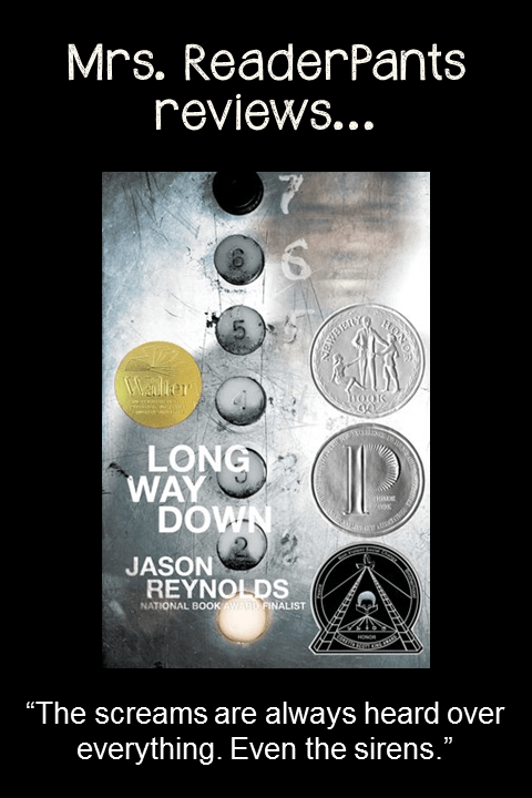 I love books by Jason Reynolds, and this book is another home run...