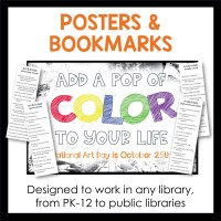 October-Library-Displays-posters-and-bookmarks