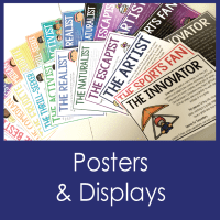 Posters and Displays 3-6