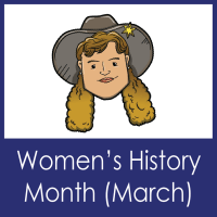 Womens History Month--MS Librarians
