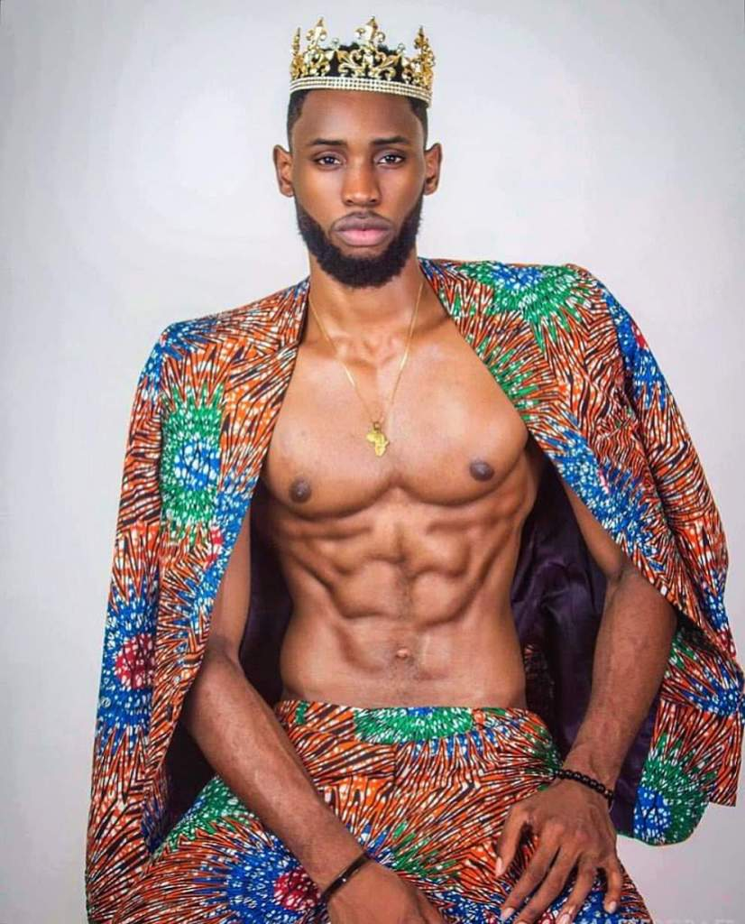 Akwa Ibom International Runway King: Emmanuel Umoh